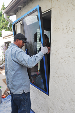Custom Built Windows Amp Installations In Tucson Az
