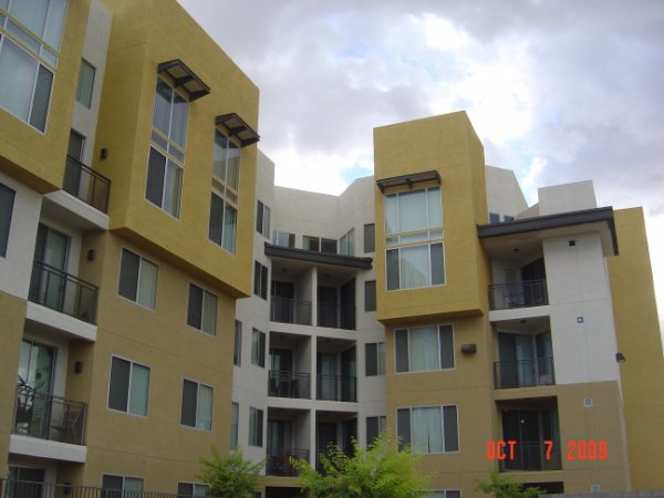 Windows and Doors from American Openings in multi-family housing near Phoenix