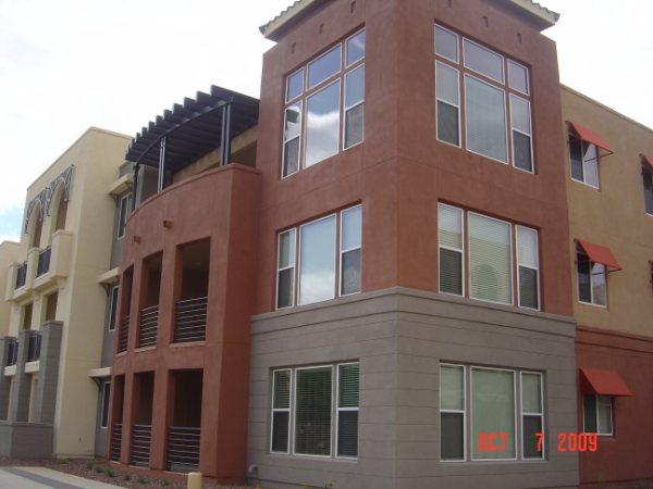 Multi-family housing project near Phoenix, AZ
